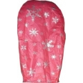 Red Snowflake Sky Lantern - Case Pack - 36 pieces